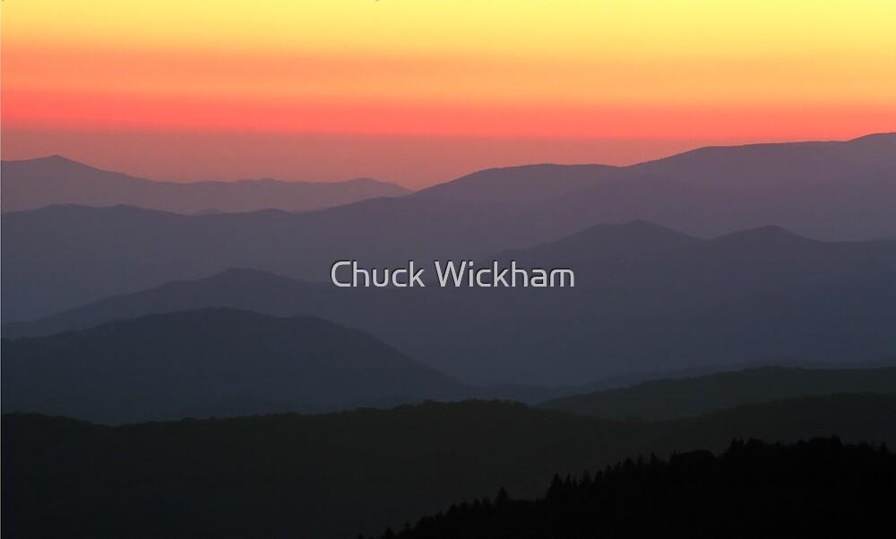 EVIDENCE OF LIGHT by Chuck Wickham