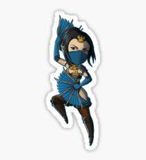 Mortal Kombat • Kitana Sticker