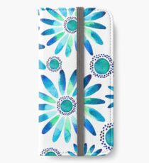 Daisies iPhone Wallet