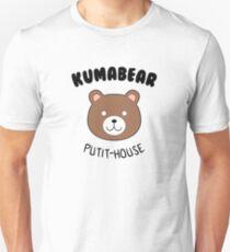 Kuma Bear Putit-House T-Shirt