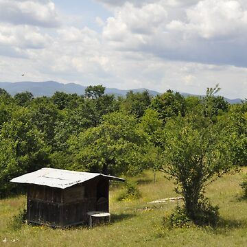 Countryside in Rila, Bulgaria by probono