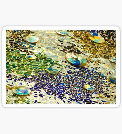 Colors of Gaudi Sticker