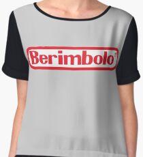 Berimbolo/Nintendo Chiffon Top