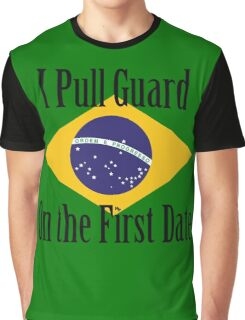 First Date BJJ (Black) Graphic T-Shirt
