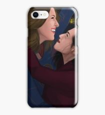 who would have believed it? a luthor and a super working together.  iPhone Case/Skin