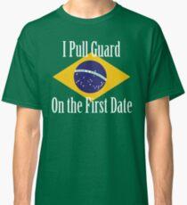 First Date BJJ (White) Classic T-Shirt