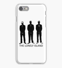 The Lonely Island Silhouette iPhone Case/Skin