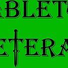 Tabletop Veteran by GrimDork
