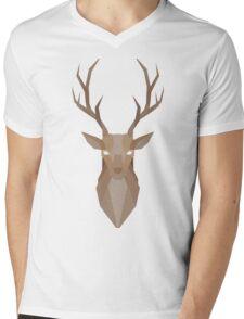 Deer - 2 Mens V-Neck T-Shirt