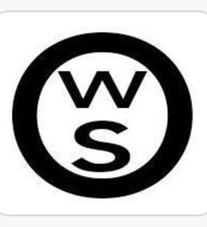 One Week Stand - OWS Logo Sticker