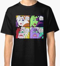 Villain World Problems Classic T-Shirt