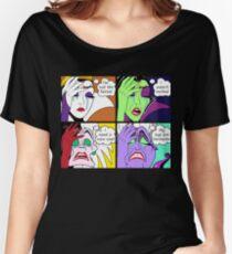 Villain World Problems Women's Relaxed Fit T-Shirt
