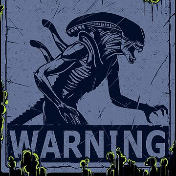 Warning by CrumblinCookie