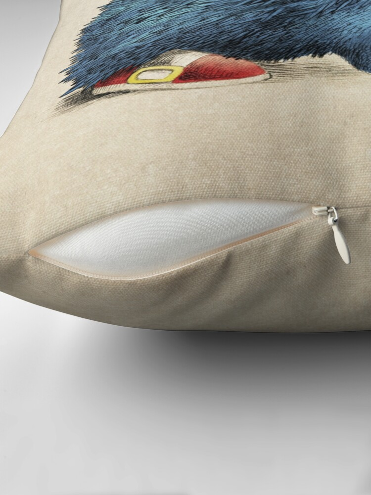 Alternate view of Sonic Throw Pillow