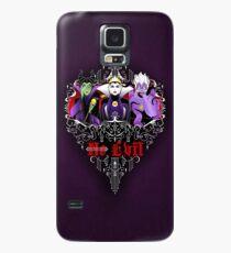 Three Wise Villains (Purple) Case/Skin for Samsung Galaxy
