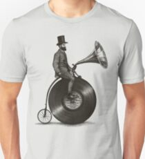 Music Man in the City T-Shirt