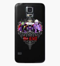 Three Wise Villains (black) Case/Skin for Samsung Galaxy