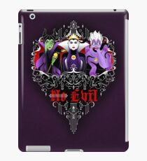 Vinilo o funda para iPad Tres villanos sabios (púrpura)