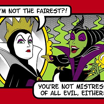 Not The Fairest by SwanStarDesigns