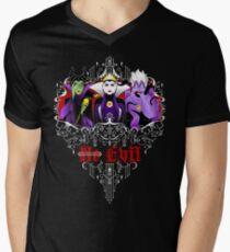 Three Wise Villains (black) T-Shirt