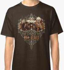 Three Wise Villains Classic T-Shirt