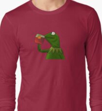 Funny Kermit That's None Of My Business T-Shirt