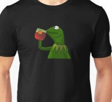 Funny Kermit That's None Of My Business Unisex T-Shirt