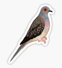 diamond dove Sticker