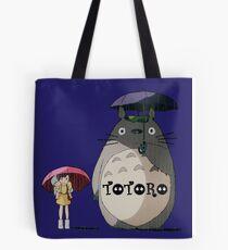 Totoro, Satsuki and Mei Tote Bag