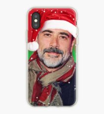 Jeffrey Dean Morgan- christmas iPhone Case