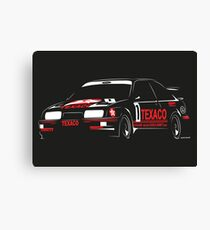 Ford Sierra RS500 Cosworth Touring Car Canvas Print