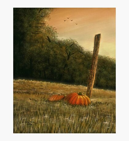 """October in the South""... prints and products Photographic Print"