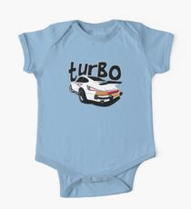 Porsche 911 Turbo One Piece - Short Sleeve