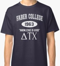 Faber College - Animal House Classic T-Shirt