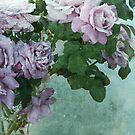 Perfumed Rose Garden by © Helen Chierego