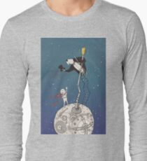 The Little Prince : Hello Lamplighter T-Shirt
