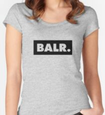 BALR  Women's Fitted Scoop T-Shirt