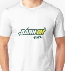 Banh Mi Thit Logo Parody Unisex T-Shirt