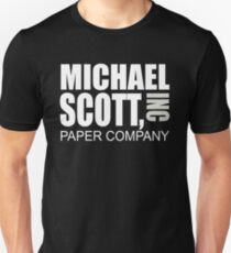 Michael Scott Paper Company - The Office T-Shirt
