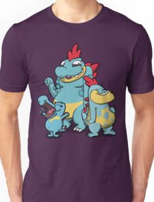 Caveman Croco's Unisex T-Shirt