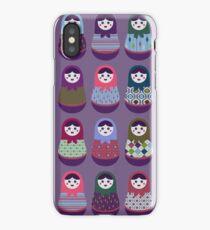 Babushka iPhone Case/Skin