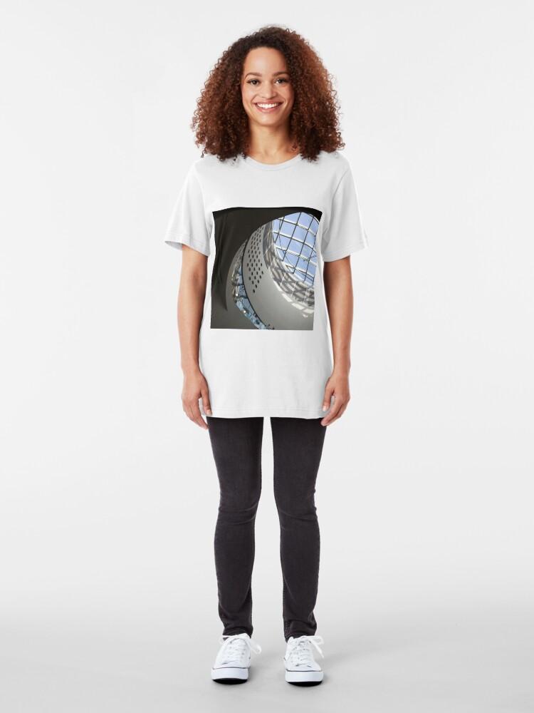 Alternate view of Birmingham Atrium Slim Fit T-Shirt