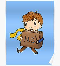 Newt-case Poster