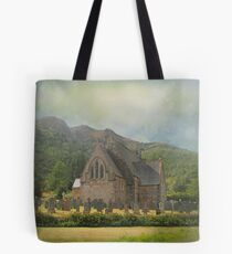 The Old Highland Church Tote Bag
