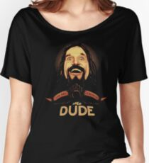 Big Lebowski Women's Relaxed Fit T-Shirt