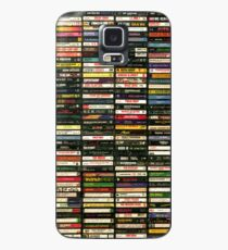 Tapes and Tapes and Tapes Case/Skin for Samsung Galaxy