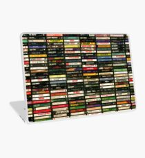 Tapes and Tapes and Tapes Laptop Skin