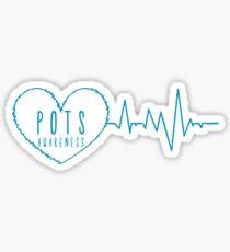 POTS Awareness Tachy Sticker