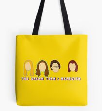The Dream Team & Meredith Tote Bag