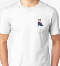 Camiseta unisex Robbie en tu bolsillo
